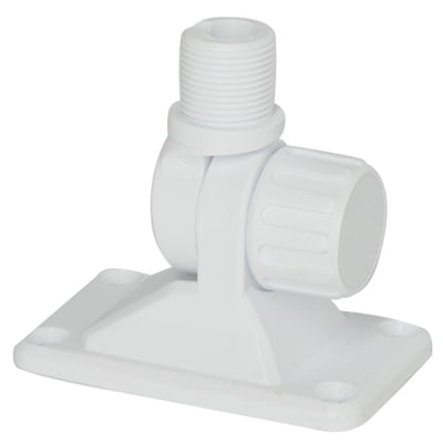 Two way solid nylon marine mount HTC:3926.90.30.00 PF AC NBASE005